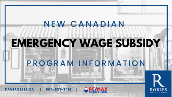 New CEWS Program for Employers
