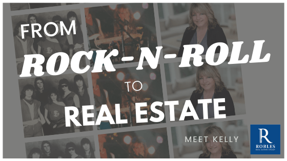 From Rock-n-Roll to Real Estate – Meet Kelly!